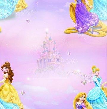 Noordwand Kids @ home 70-232 Prinsessen behang