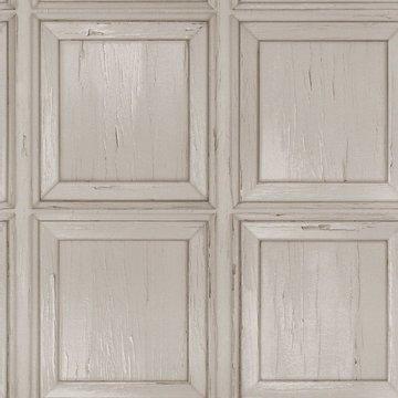 214529 vintage panelen taupe bruin tinten
