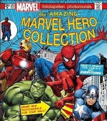 Komar Marvel Hero Collection Fotobehang