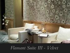Arte flamant suite III Velvet