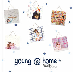 Behang Expresse Young @ Home