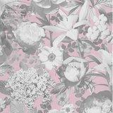 02507-10 vlies p+s romantic flower pink/grey_