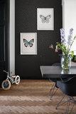 Esta Home Black & White 139122 (With a spash of gold)_