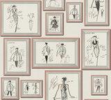 AS Creation Karl Lagerfeld Sketch 37846-4 / 378464_
