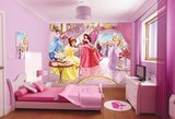 Walltastic 3D Prinsessen_