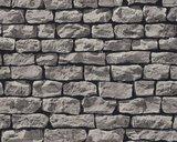 AS Creation Wood´n Stone 9079-29 Steenstructuur behang_