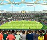 Walltastic 3D Voetbal_
