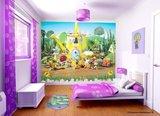 Walltastic 3D Fifi en haar Bloemenvriendjes_