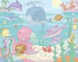 Walltastic 3D Baby Onderwater_