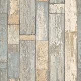 Dutch Exposed Warehouse behang ew3401 hout_
