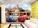 AG Design Fotobehang Disney Cars FTD0246_