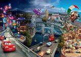 AG Design Fotobehang Disney Cars World FTD0287_