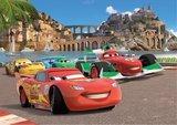 AG Design Fotobehang Disney Cars Race FTD2221_