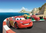 AG Design Fotobehang Disney Cars Race FTDS1924_