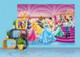 AG Design Fotobehang Disney Princess Carnival FTDS1928_