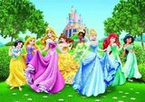 AG Design Fotobehang Disney Princesses FTD2207_