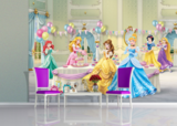 AG Design Fotobehang Disney Princess Celebrate FTD2224_