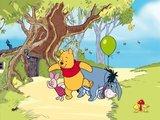 AG Design Fotobehang Disney Winnie the Pooh FTD0247_