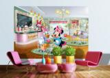 AG Design Fotobehang Disney Minnie & Daisy FTDS1926_