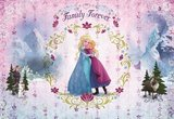 Komar 8-479 Frozen Familiy Forever_