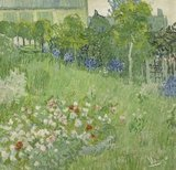 fotobehang BN Wallcoverings Van Gogh 30547 Tuin van Daubigny_