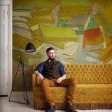 BN Wallcoverings Van Gogh 30540 Stapels Franse romans (Met Gratis Perfax Lijm!)_