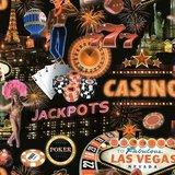 Dutch Jet Setter behang J079-10 Las Vegas_