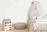 Dutch Wallcoverings Make Believe Butterfly Garden 12471_