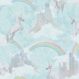 Dutch Wallcoverings Make Believe Unicorns 12481_