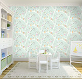 Dutch Wallcoverings Make Believe Woodland 12490_