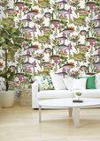 Dutch Wallcoverings Enchanted Garden (Gratis Lijm Toegevoegd) 98900_