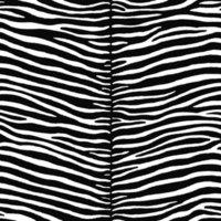 Esta Love 136807 Zebra black & white