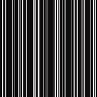 Esta Love 136803 Stripes black & white