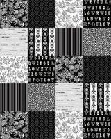 Esta Love 156809 ColorwallXL Paris Black & white
