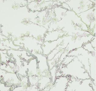 BN Van Gogh behang 17142 Almond Blossom (Met Gratis Vlieslijm)