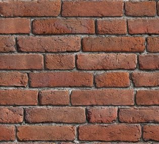 Dutch Wallcoverings Bluff J301-08 Steenstructuur behang