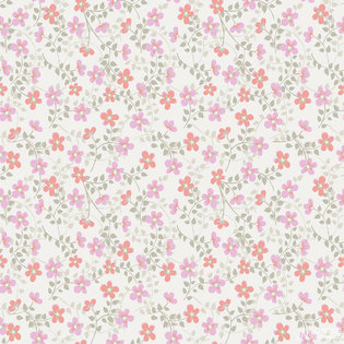 Cozz Smile behang 61163-14 Little Floral