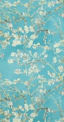 BN Van Gogh Amandelbloesem 17140 (Met Gratis Vlieslijm)