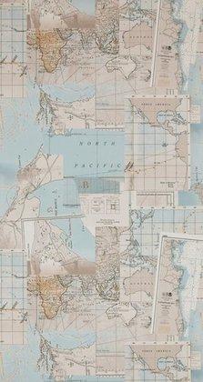 Riviera Maison Oceans 18272 met gratis vlieslijm
