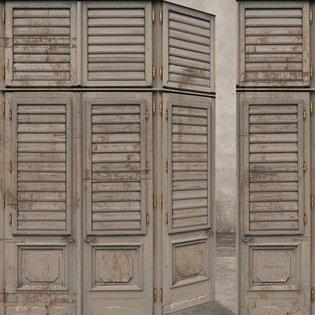 Riviera Maison Louvre Doors 30603 met gratis vlieslijm