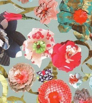 Oilily behang flowers 96121-2 nu te koop op behanguitverkoop.nl