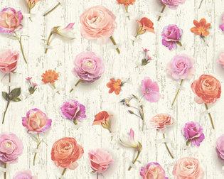 AS Creation Urban Flowers 32723-3