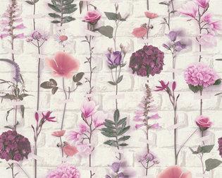 AS Creation Urban Flowers 32725-1