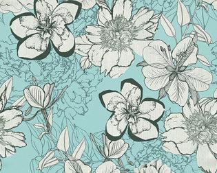 AS Creation Urban Flowers 32798-3
