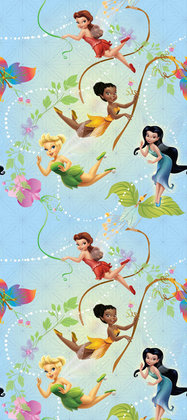 AG Disney Fairies WPD9711