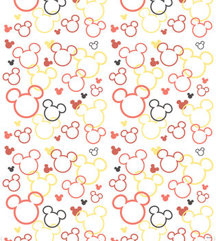 AG Disney Mickey & Minnie  WPD9749
