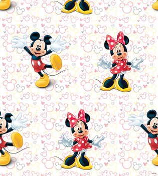 AG Disney Mickey & Minnie WPD9748