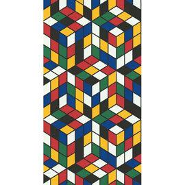 36080510 papiers peints pséchédéliques/kubrick's cube