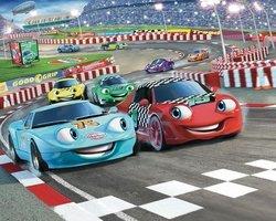 Walltastic 3D Auto`s cars