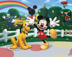 Walltastic 3D Disney Mickey Mouse